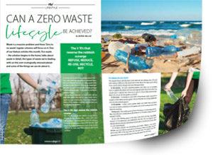 zero waste article ecobalance lifestyle magazine spring