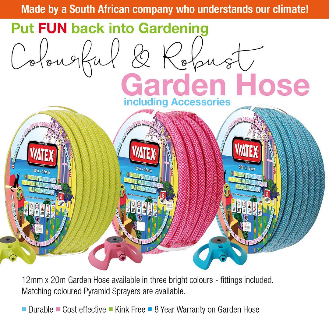 watex colourful hose eco balance lifestyle magazine