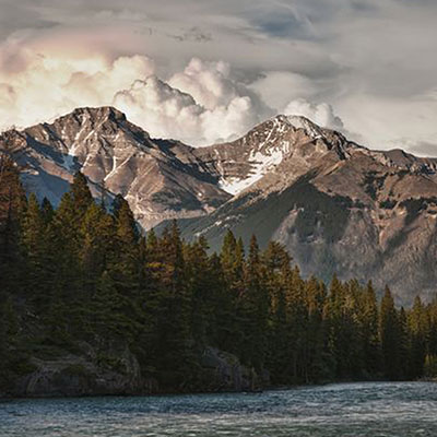 raining plastic over the rockies mountains eco balance lifestyle
