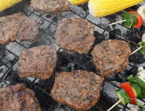Steak and corn recipe