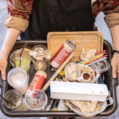 Restaurants under pressure to meet waste rules