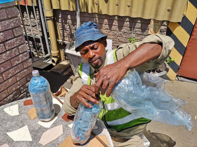 eco bricks south africa eco balance lifestyle