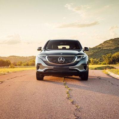 merceces benz electric vehicle eco balance lifestyle