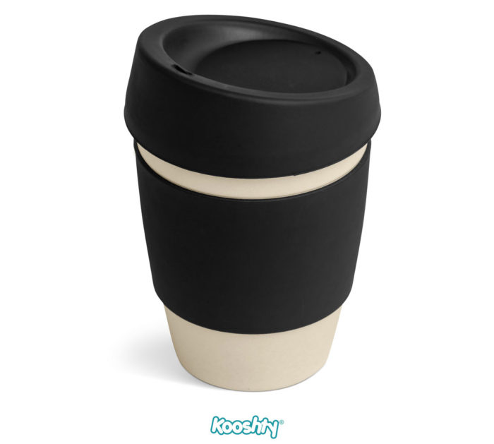 bamboo cup black eco balance lifestyle