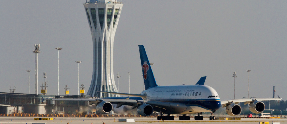 Daxing world's largest airport in beijing china