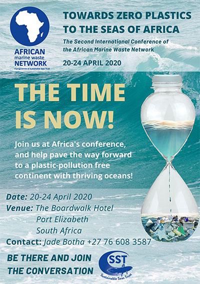 towards zero plastics to the seas of africa