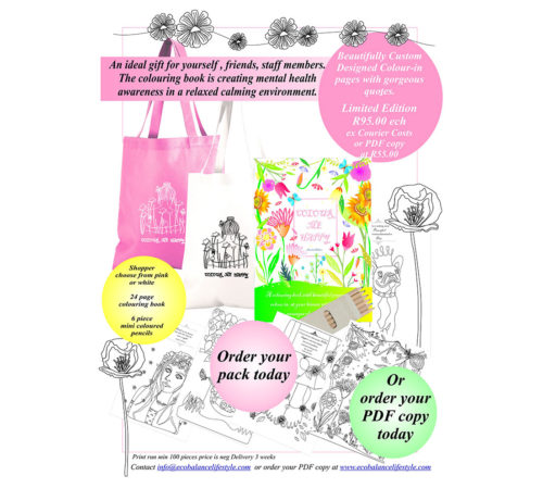 colouring book a calming place ecobalance lifestyle anthea campbell